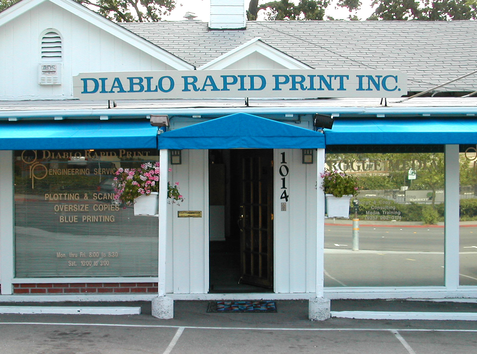 Diablo rapid print diablo rapid print has served san franciscos east bay for over fifty years owned and operated by polly bernson we are a full service print shop malvernweather Images